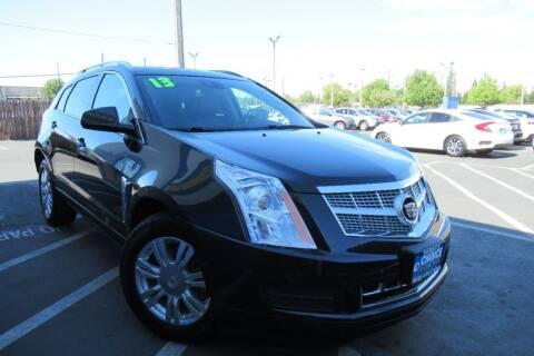 2013 Cadillac SRX for sale at Choice Auto & Truck in Sacramento CA