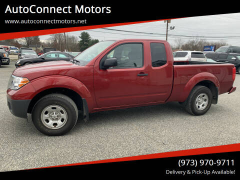 2019 Nissan Frontier for sale at AutoConnect Motors in Kenvil NJ