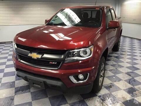 2018 Chevrolet Colorado for sale at Mirak Hyundai in Arlington MA