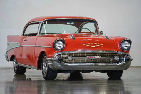 1957 Chevrolet Bel Air for sale at MS Motors in Portland OR
