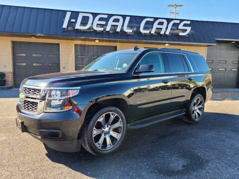 2016 Chevrolet Tahoe for sale at I-Deal Cars in Harrisburg PA