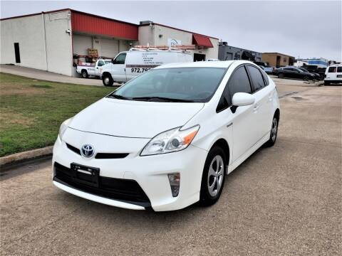 2012 Toyota Prius for sale at Image Auto Sales in Dallas TX