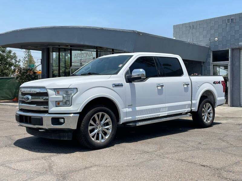2017 Ford F-150 for sale in Mesa, AZ