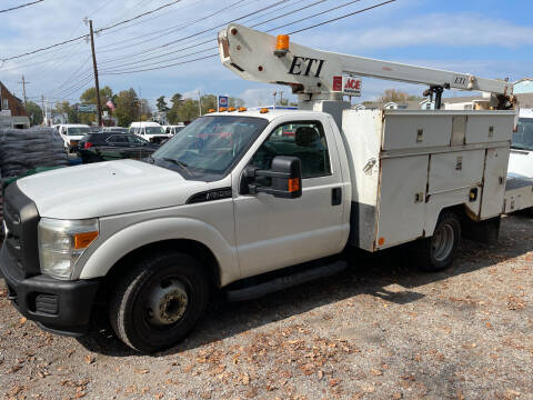 2011 Ford F-350 Super Duty for sale at ACE HARDWARE OF ELLSWORTH dba ACE EQUIPMENT in Canfield OH