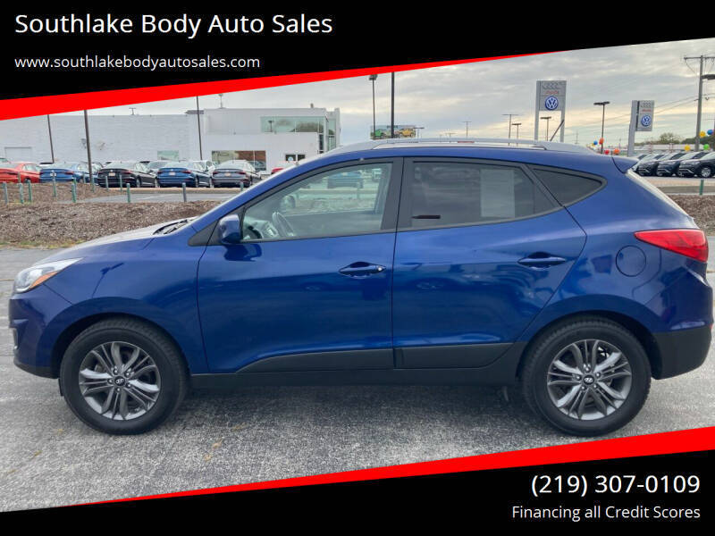 2015 Hyundai Tucson for sale at Southlake Body Auto Sales in Merrillville IN