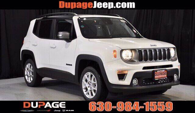 2021 Jeep Renegade for sale in Glendale Heights, IL