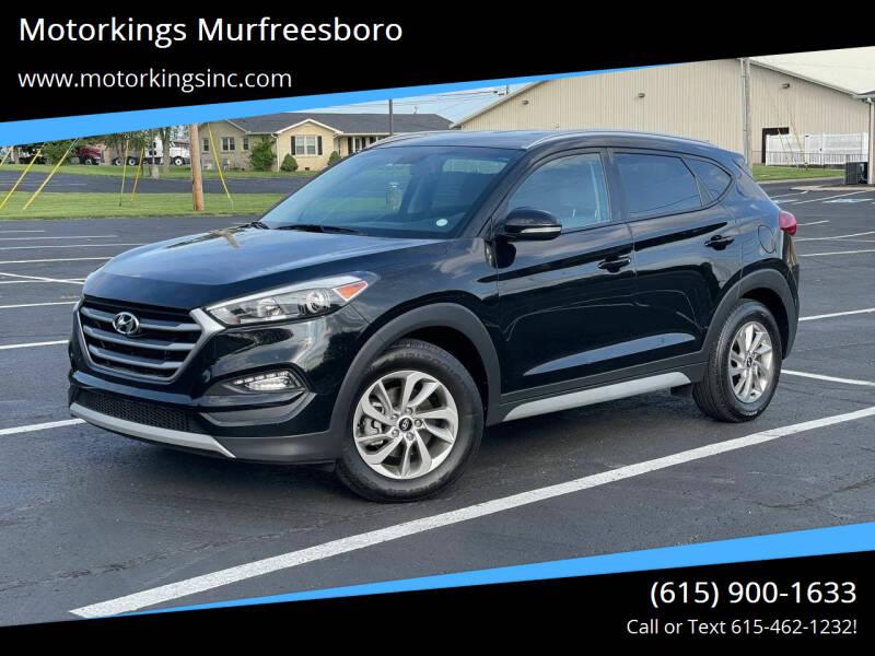2017 Hyundai Tucson for sale at Motorkings Murfreesboro in Murfreesboro TN