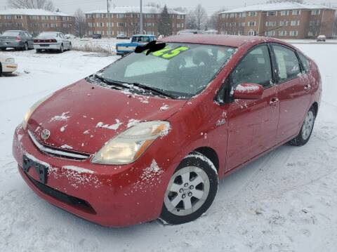2007 Toyota Prius for sale at Ericson Auto in Ankeny IA