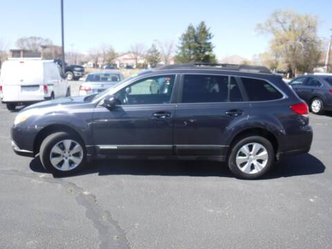 2010 Subaru Outback for sale at Budget Auto Sales in Carson City NV