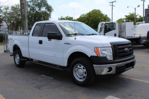 2012 Ford F-150 for sale at Truck and Van Outlet in Miami FL