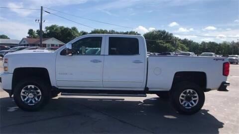 2017 Chevrolet Silverado 3500HD for sale at Show Me Auto Mall in Harrisonville MO