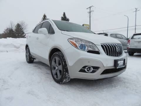 2014 Buick Encore for sale at Import Exchange in Mokena IL