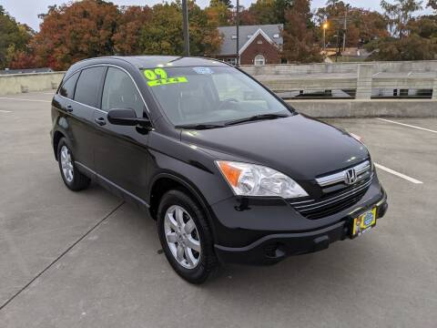 2009 Honda CR-V for sale at QC Motors in Fayetteville AR