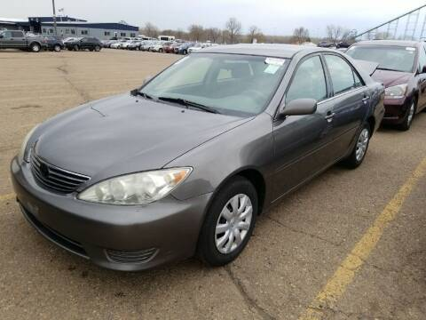 2005 Toyota Camry for sale at Affordable 4 All Auto Sales in Elk River MN
