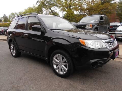 2013 Subaru Forester for sale at H & R Auto in Arlington VA