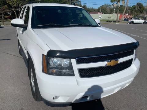 2014 Chevrolet Tahoe for sale at Consumer Auto Credit in Tampa FL