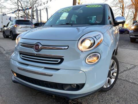 2014 FIAT 500L for sale at Best Cars R Us in Plainfield NJ