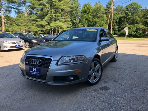 2008 Audi A6 for sale at Hornes Auto Sales LLC in Epping NH