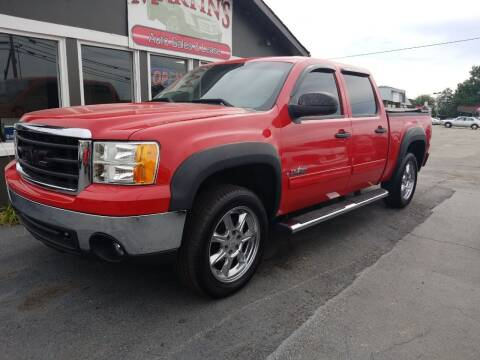 2007 GMC Sierra 1500 for sale at Martins Auto Sales in Shelbyville KY