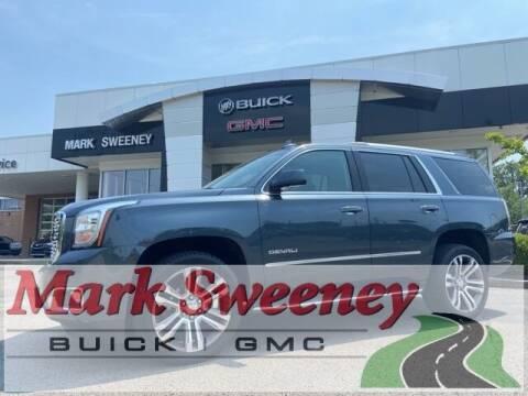 2019 GMC Yukon for sale at Mark Sweeney Buick GMC in Cincinnati OH