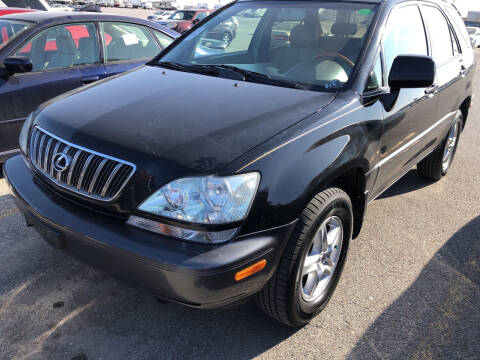 2001 Lexus RX 300 for sale at Sonny Gerber Auto Sales 4519 Cuming St. in Omaha NE