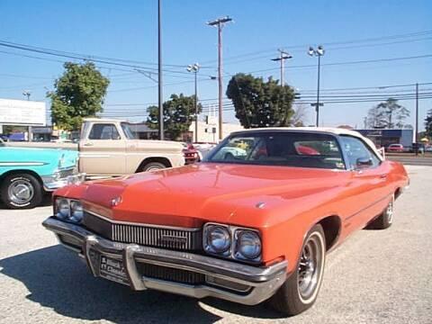 1972 Buick CENTURION for sale at Black Tie Classics in Stratford NJ