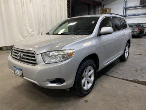 2009 Toyota Highlander for sale at Waconia Auto Detail in Waconia MN