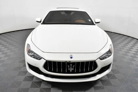 2018 Maserati Ghibli for sale at Southern Auto Solutions-Jim Ellis Maserati in Marietta GA