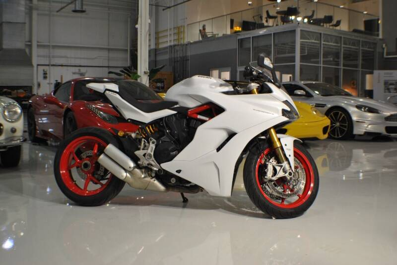 2017 Ducati Supersport for sale at Euro Prestige Imports llc. in Indian Trail NC
