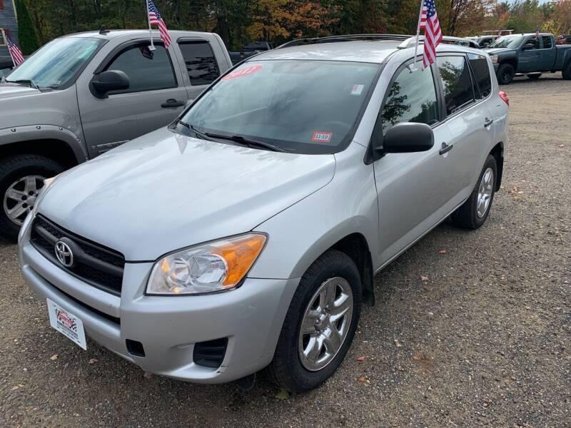 2012 Toyota RAV4 for sale at Winner's Circle Auto Sales in Tilton NH