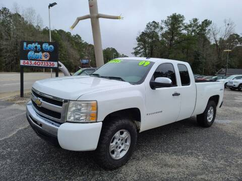 2009 Chevrolet Silverado 1500 for sale at Let's Go Auto in Florence SC