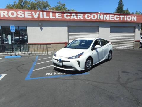 2019 Toyota Prius for sale at ROSEVILLE CAR CONNECTION in Roseville CA