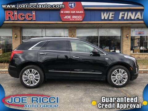 2019 Cadillac XT5 for sale at Mr Intellectual Cars in Shelby Township MI