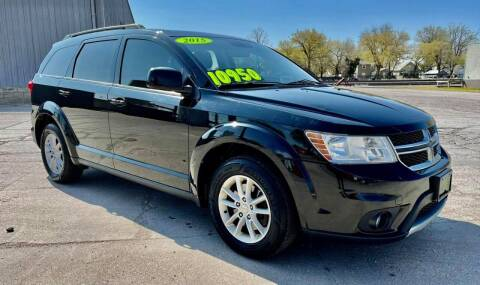 2015 Dodge Journey for sale at Island Auto Express in Grand Island NE