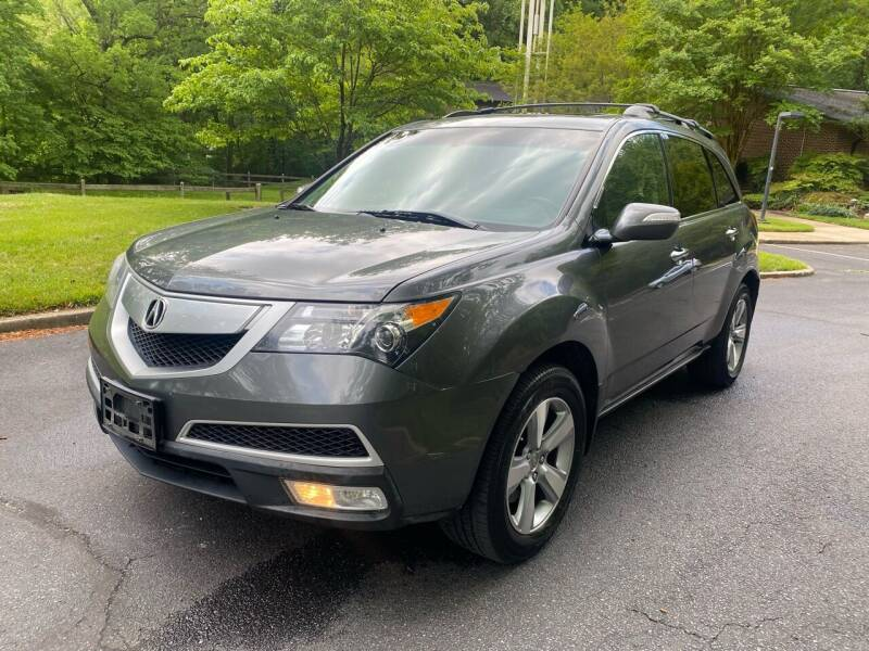2011 Acura MDX for sale at Bowie Motor Co in Bowie MD