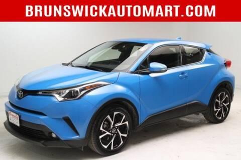 2019 Toyota C-HR for sale at Brunswick Auto Mart in Brunswick OH