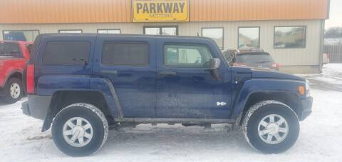 2008 HUMMER H3 for sale at Parkway Motors in Springfield IL