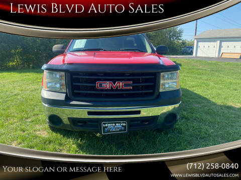 2009 GMC Sierra 1500 for sale at Lewis Blvd Auto Sales in Sioux City IA