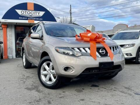 2009 Nissan Murano for sale at OTOCITY in Totowa NJ