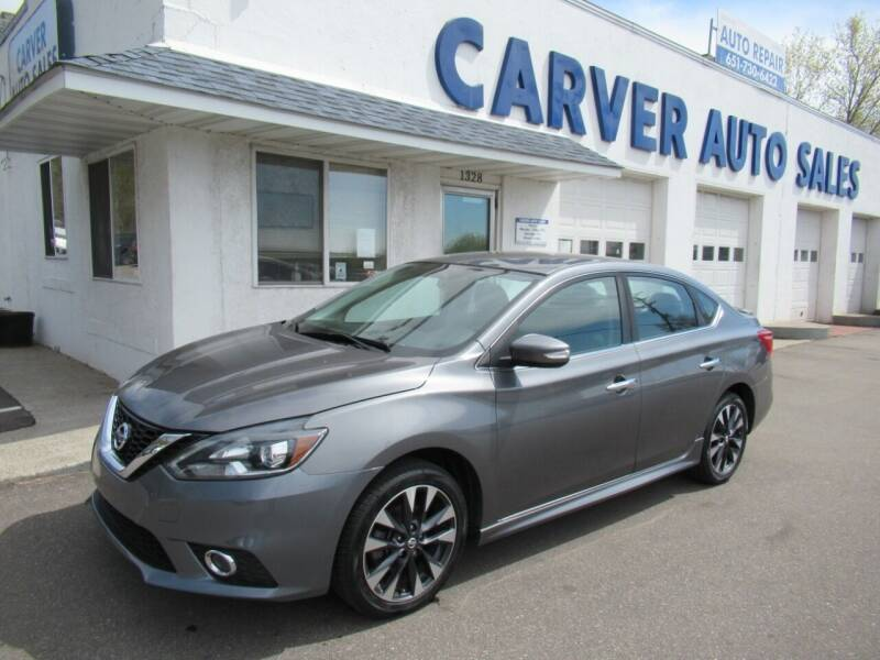 2017 Nissan Sentra for sale at Carver Auto Sales in Saint Paul MN