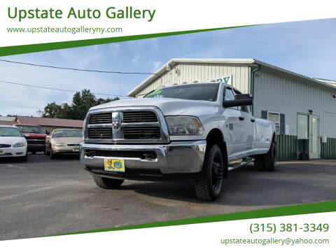 2012 RAM Ram Pickup 3500 for sale at Upstate Auto Gallery in Westmoreland NY