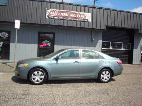 2008 Toyota Camry for sale at Motion Autos in Longview WA