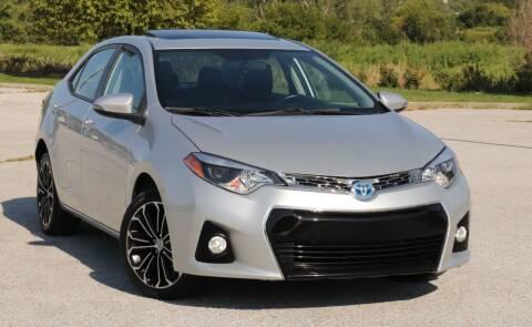 2014 Toyota Corolla for sale at Big O Auto LLC in Omaha NE