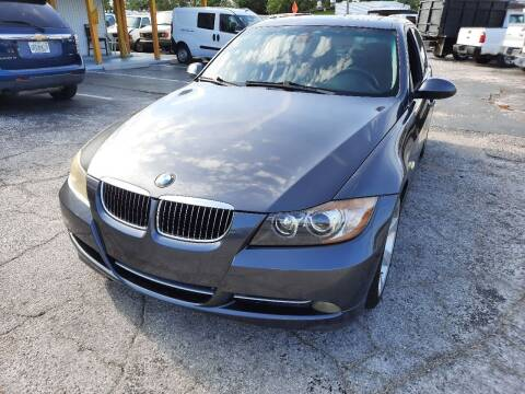 2007 BMW 3 Series for sale at Autos by Tom in Largo FL
