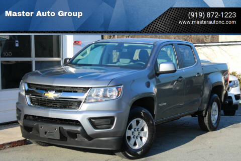 2018 Chevrolet Colorado for sale at Master Auto Group in Raleigh NC