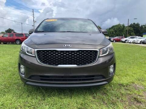 2015 Kia Sedona for sale at Unique Motor Sport Sales in Kissimmee FL