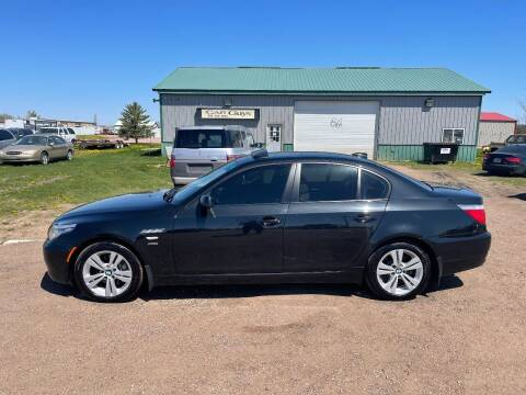 2009 BMW 5 Series for sale at Car Guys Autos in Tea SD