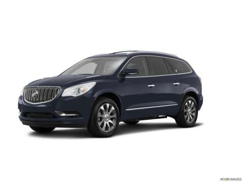 2017 Buick Enclave for sale at Herman Jenkins Used Cars in Union City TN
