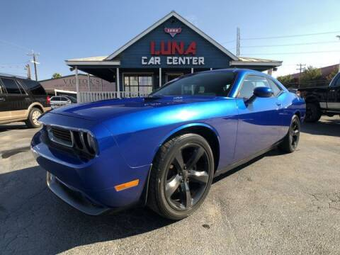 2012 Dodge Challenger for sale at LUNA CAR CENTER in San Antonio TX