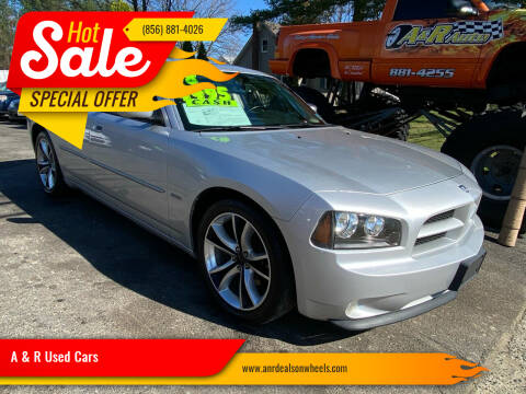 2008 Dodge Charger for sale at A & R Used Cars in Clayton NJ